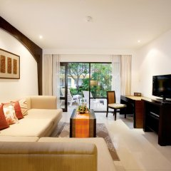 Отель Woraburi Phuket Resort & Spa 4* Улучшенный номер двуспальная кровать фото 3