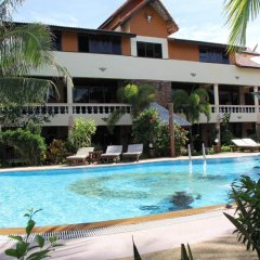 Отель Laguna Beach Club 3* Номер Делюкс
