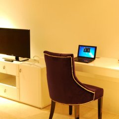 Отель I Am Residence 3* Студия Делюкс с двуспальной кроватью фото 7