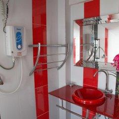 Отель Happy House On The Beach 3* Стандартный номер с двуспальной кроватью (общая ванная комната) фото 2