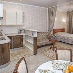 Апартаменты Элиза Студия с различными типами кроватей фото 27