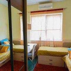 City Hostel Panorama Кровать в общем номере с двухъярусной кроватью фото 4