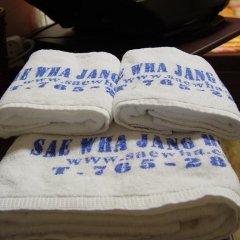 Saewha Hostel Стандартный номер с различными типами кроватей фото 10