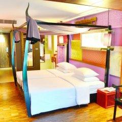 Patong Beach Hotel 4* Полулюкс с различными типами кроватей фото 3