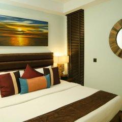 The Somerset Hotel 4* Улучшенный номер с различными типами кроватей фото 21