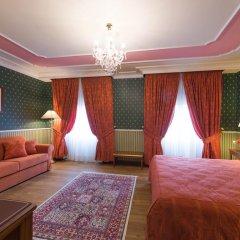 Strozzi Palace Hotel 4* Стандартный номер с различными типами кроватей фото 4