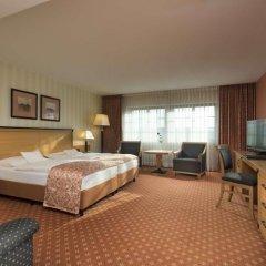 Maritim Hotel & Internationales Congress Center Dresden 4* Стандартный номер с различными типами кроватей фото 3