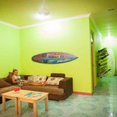 Отель Jail Break Surf Inn детские мероприятия