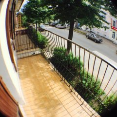 Гостиница Кривитеск балкон