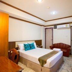 Chaipat Hotel 3* Стандартный номер с различными типами кроватей фото 4
