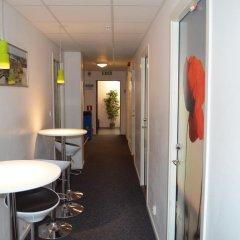 Отель Interhostel 2* Стандартный номер с различными типами кроватей фото 2