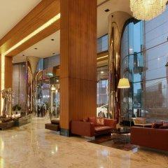 Radisson Blu Hotel, Dubai Media City интерьер отеля фото 2