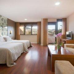 Hotel Granada Palace 4* Стандартный номер с различными типами кроватей фото 6