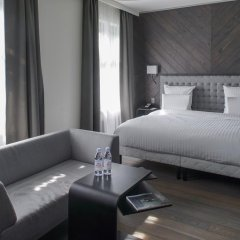 Отель Pullman Riga Old Town Улучшенный номер с различными типами кроватей фото 3