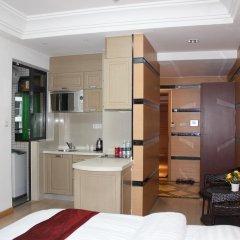 Апартаменты She & He Service Apartment - Huifeng Стандартный номер с различными типами кроватей фото 5