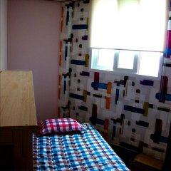 Отель Cube Guesthouse Стандартный номер с различными типами кроватей фото 2