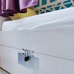 Гостиница Жилое помещение Современник Кровать в общем номере с двухъярусной кроватью фото 11