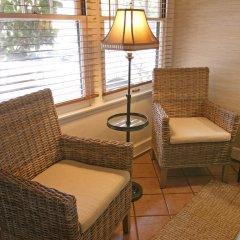 Отель Harbor House Inn 3* Стандартный номер с различными типами кроватей фото 5