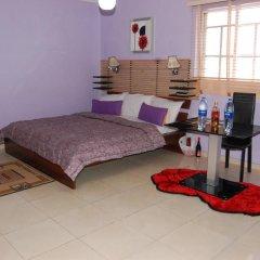 Отель Encore Lagos Hotels & Suites 3* Стандартный номер с различными типами кроватей фото 4