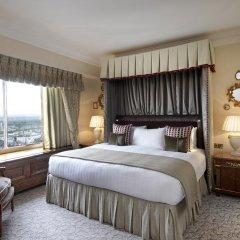 Отель London Hilton on Park Lane 5* Люкс с различными типами кроватей фото 22
