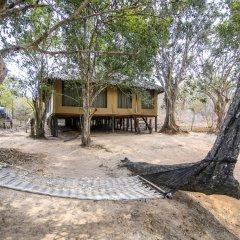 Отель Yala Safari Camping Шри-Ланка, Катарагама - отзывы, цены и фото номеров - забронировать отель Yala Safari Camping онлайн пляж фото 2