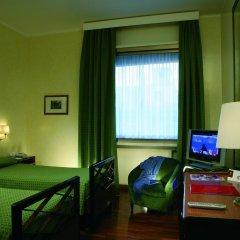 Отель Bettoja Mediterraneo 4* Стандартный номер с различными типами кроватей фото 2