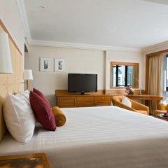 Boulevard Hotel Bangkok 4* Семейный полулюкс с двуспальной кроватью