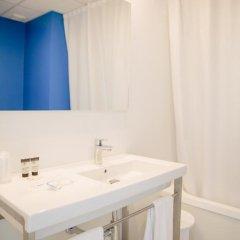 Отель Estudiotel Alicante 2* Улучшенный номер с различными типами кроватей фото 8