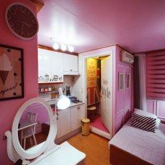 Отель Han River Guesthouse 2* Стандартный номер с различными типами кроватей фото 3