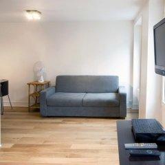 Отель Apart Inn Paris - Cambronne Франция, Париж - отзывы, цены и фото номеров - забронировать отель Apart Inn Paris - Cambronne онлайн комната для гостей фото 4