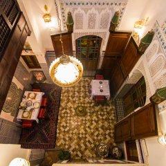 Отель Casa Aya Medina Марокко, Фес - отзывы, цены и фото номеров - забронировать отель Casa Aya Medina онлайн интерьер отеля фото 3