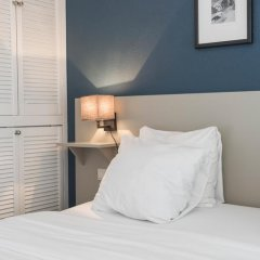 Poort Beach Hotel Apartments Bloemendaal 3* Апартаменты с различными типами кроватей фото 20
