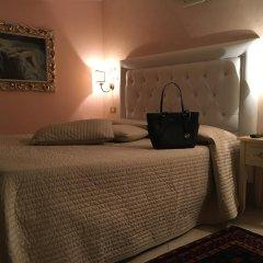 Hotel Scilla 3* Стандартный номер двуспальная кровать фото 7