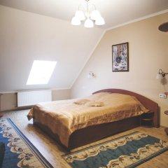 VIP Hotel Стандартный номер двуспальная кровать