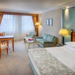 Kempinski Hotel Corvinus Budapest 5* Полулюкс Премиум с двуспальной кроватью фото 5