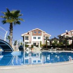 Aguarius Villas Турция, Сиде - отзывы, цены и фото номеров - забронировать отель Aguarius Villas онлайн бассейн фото 3