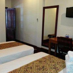Отель Pangkham Lodge 2* Стандартный номер с различными типами кроватей фото 5