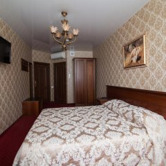 Hotel Baryshnya 4* Стандартный номер с различными типами кроватей фото 12