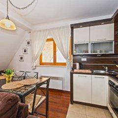 Отель Apartamenty Sun&Snow Kościelisko Budzówka Косцелиско в номере