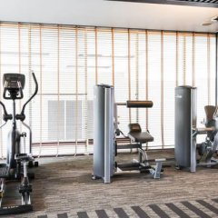 Отель Trendy Chidlom Бангкок фитнесс-зал фото 4