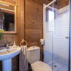 Отель Camping Vendrell Platja ванная
