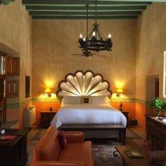 Отель Hacienda de Los Santos 4* Полулюкс с различными типами кроватей