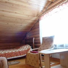 Terema Hotel Коттедж с разными типами кроватей фото 32