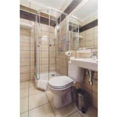 Отель CHMIELNA Варшава ванная