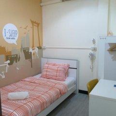 I-Sleep Silom Hostel Люкс с различными типами кроватей фото 2