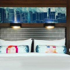 Отель Aloft Riyadh 5* Стандартный номер с различными типами кроватей фото 4