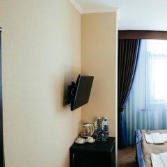 Апарт-отель Форвард 4* Стандартный номер с двуспальной кроватью фото 17
