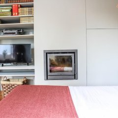 Отель Charm Garden 3* Апартаменты разные типы кроватей фото 9