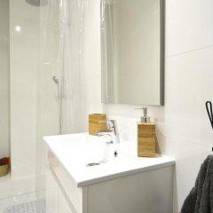 Отель Casa dos Anjos Португалия, Лиссабон - отзывы, цены и фото номеров - забронировать отель Casa dos Anjos онлайн ванная фото 2