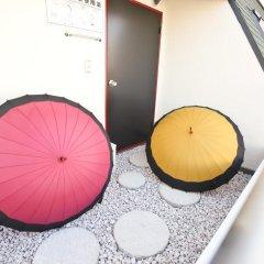 SAMURAIS HOSTEL Ikebukuro Стандартный семейный номер с двуспальной кроватью фото 4